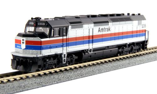 N SDP40F Diesel Amtrak PhII #535w/LokSound