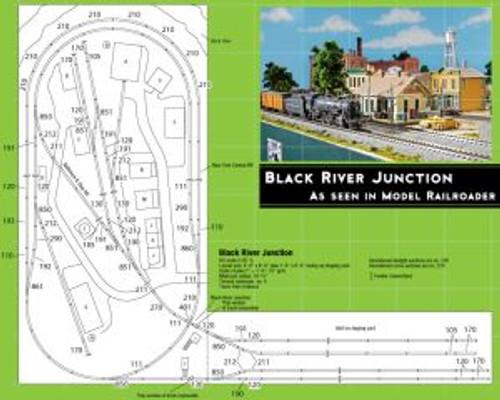 KAT30680  HO Black River Junction Track Set