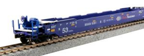 KAT309039  HO Maxi IV Well Car Pacer Stacktrain #6301(3)