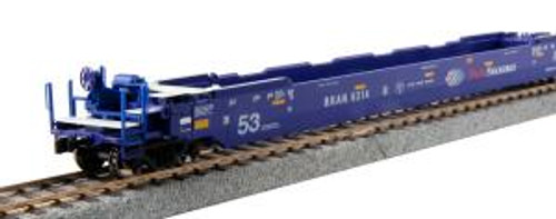 KAT309040  HO Maxi IV Well Car Pacer Stacktrain #6314(3)