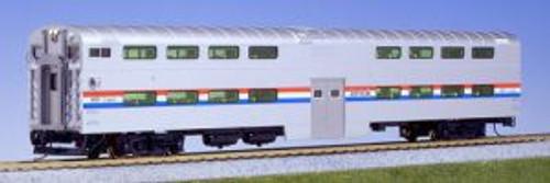 KAT356021  HO Pullman Bi-Level Cab Coach Amtrak/Phase III