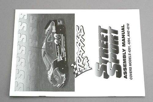 Assembly manual, Street Sport