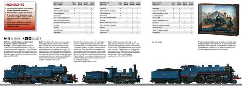 M31806  2011 Stars of the Koniglich Bayerischen Staatsbahn (K.Bay.Sts.B.) Era I