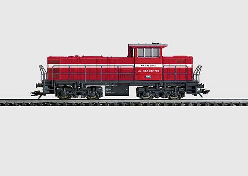 M37642  99Q4 Digital Diesel Hydraulic Cl Am 842 SBB - Export - Discontinued