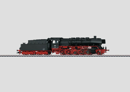 M37810  2012 Dgtl DB cl 50 Freight Steam Locomotive with Tender with Sound (HO S
