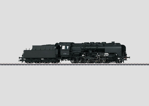 M37813  2012 Dgtl SNCF cl 150 Z Freight Steam Locomotive with Tender (HO Scale)