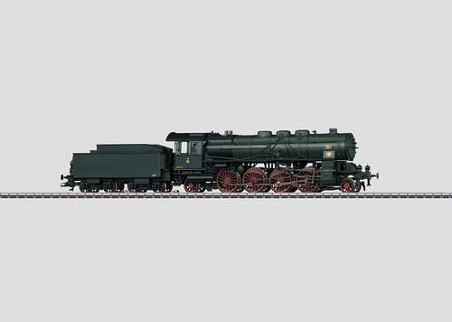 "M37938  2012 Dgtl DRG P10 ""Borsig Edition 1"" Passenger Steam Loco with Display C"