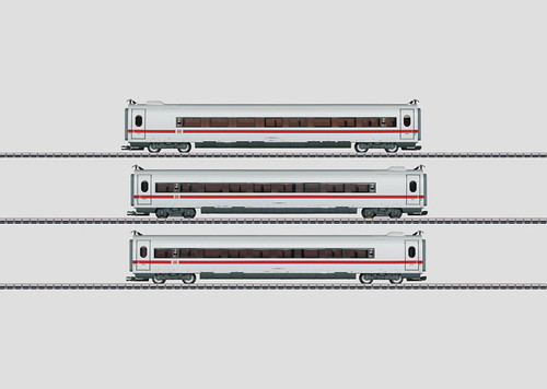 M43735  2012 Add-on 3-Car Set for the DB AG ICE 3 (HO Scale)