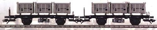M48943  2000Q3 Coal Container Car Set - Exclusive 2/00