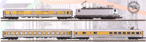 M81424  2001 Excl 4/01 DB Measurement Train - Discontinued