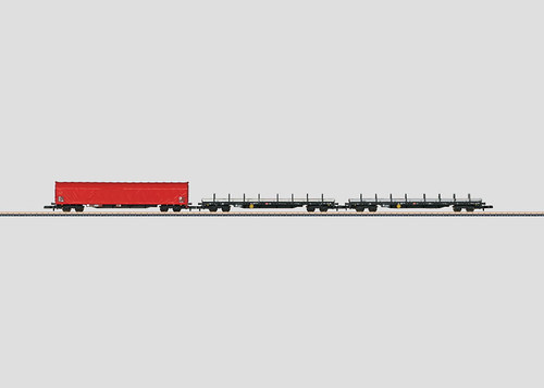 M82422  2012 Freight Service 3-Car Set (Z Scale)