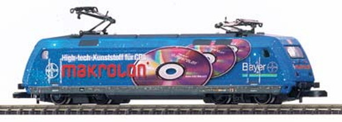 M88684  2001 2ND QTR.  DB AG CL 101 ELECTRIC LOCOMOTIVE (L) - Discontinued