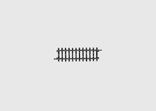 "2201 K-Track -- Straight - 3-9/16""  9cm"