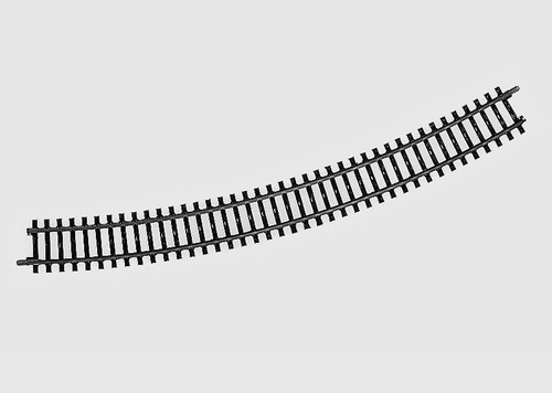 "W441-2241  K Track -- 24-3/8"" 618.5mm 30 Degree Radius Curve"