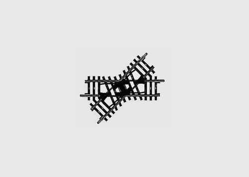 W441-2258  K Track Standard Crossing -- 45 Degrees