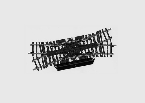 W441-2260  K Track Remote Switch -- Double Slip