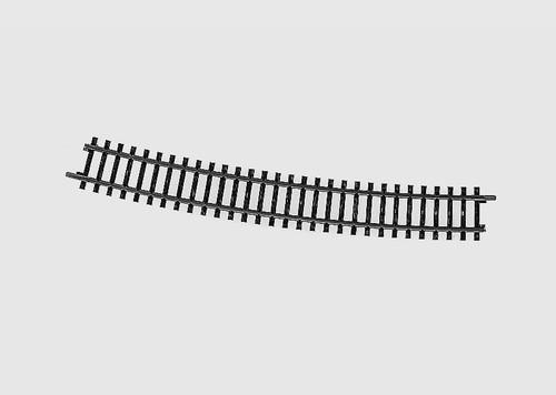 "2274 K Track -- 24-3/8"" 618.5mm 14 Degree 26' Radius Curve"