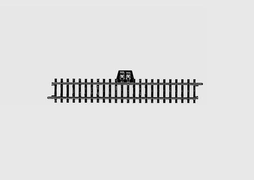 "2290 K-Track 7-1/8 Straight Feeder -- Feeder - Straight - 7-1/8""  18.1cm"