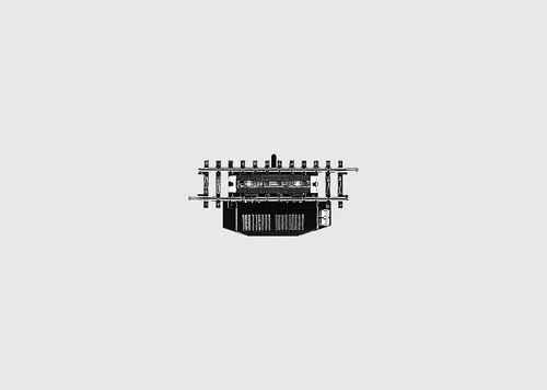 "2297 K-Track Uncoupler -- 3-9/16""  9cm"