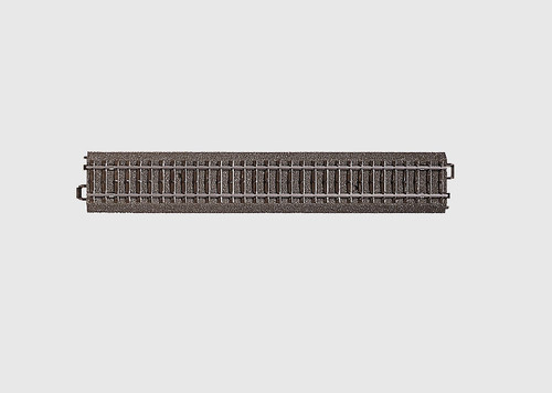 "24229 TUBE! 1A  3-Rail C Track -- Straight - 9""  22.9cm"