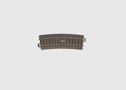 """W441-24294  C-Track -- Curved Circuit 17-1/4"""""""