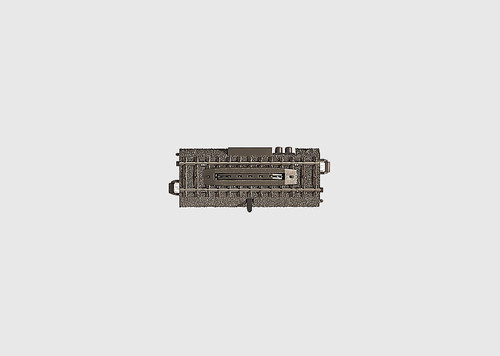 24997 3-Rail C Track -- Electric Uncoupler Section