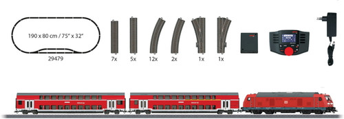 "29479 2020 Digital starter set ""Regional-Express"", with MS2"