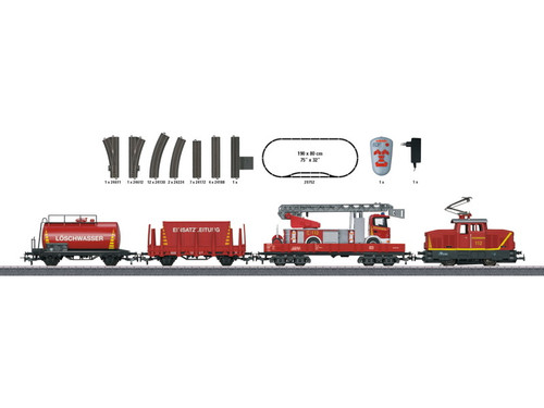 "29752 2020 Start up Digital ""Fire Department"" Starter Set"