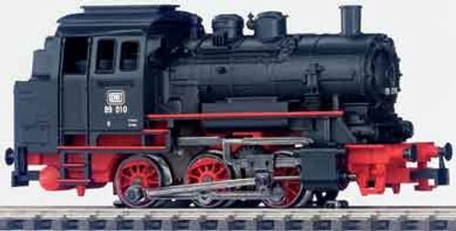 30000 Steam 0-6-0T Class 89.0 -- German Federal Railways (DB) Era III