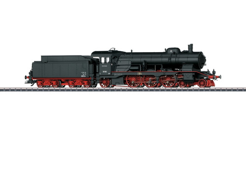 37119 Class 18.1 4-6-2 - 3-Rail - Sound and Digital -- German Federal Railroad D
