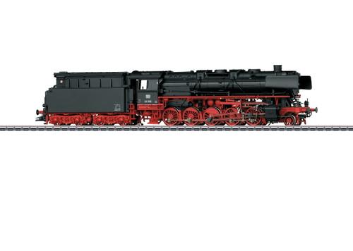 39882 Class 44 2-10-0, Oil Tender- 3-Rail - Digital -- German Federal Railroad DB 44 1746 (Era III 1961, black, red)