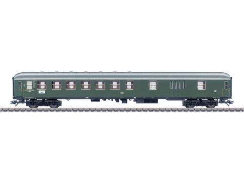 43950 Express Train Passenger Car,Baggage and 2nd Class -- DB