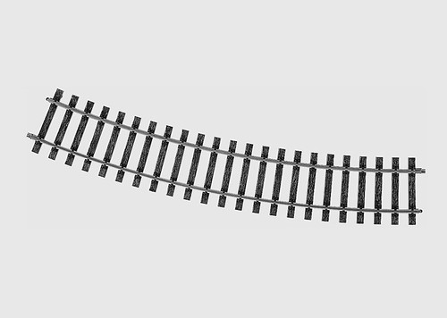 "W441-5936  Curved Track -- 46-1/4""  117.6cm Radius"