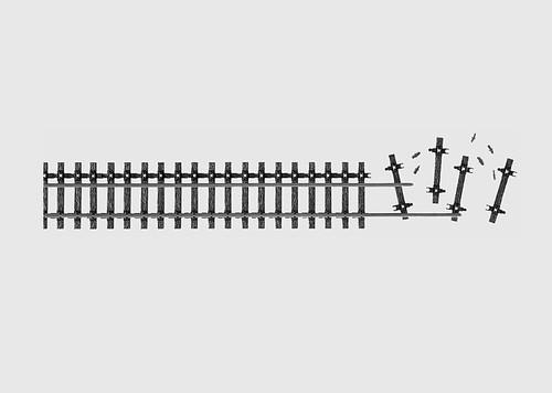 "5998 Flex Track -- 35-7/16""  900mm"