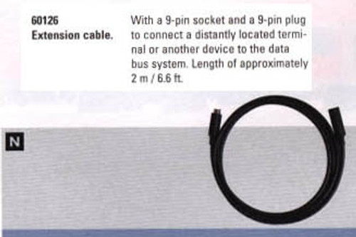 60126 Extention Cable