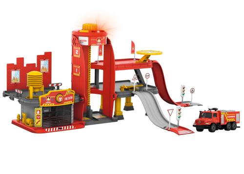 72219 2020 my world Fire Station w/ lights & sound