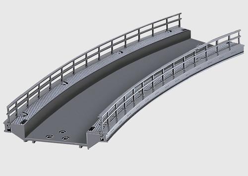 "74613 C-Track -- Curved Ramp - 14-3/16""  36cm"