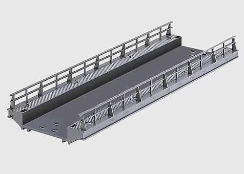 "74618 C-Track -- Straight Ramp - 7-3/32""  18cm"
