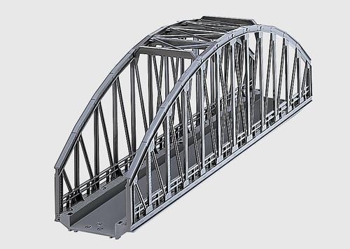 """74636 C-Track -- Arched Bridge - 14-3/16""""  36cm"""