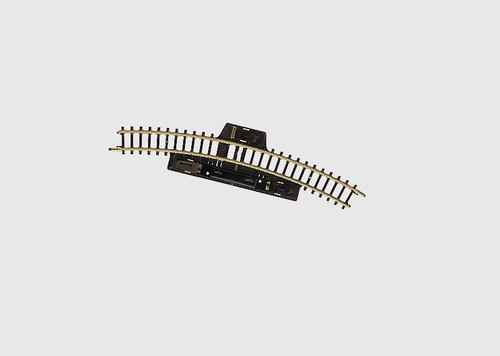 "W441-8529  Curved Circuit Track -- 7-11/16""  19.5cm Radius, 30-Degree"