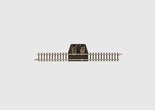 "8590 Straight Feeder Track -- 4-3/8""  11.1cm"