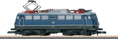 W441-88412  Class 110.3 Electric w/Pants Crease Ends - Standard DC - Exclusiv -- German Federal Railroad DB (Era IV 1978, blue, black)