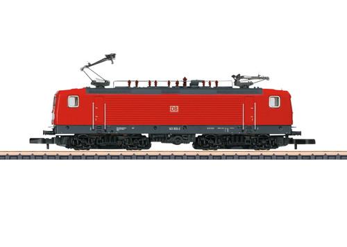 88438 Class 143 Electric - Standard DC -- German Railroad DB AG (Era V 2002, red, gray)