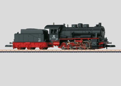 W441-88984  Class 55 0-8-0 Revised - Standard DC - Exclusiv -- German Federal Railroad DB (Era III, black, red)