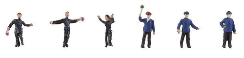 W272-158039  German Switchyard Personnel -- pkg(6)