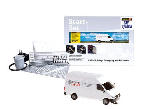 W272-161504  Car System Operating Vehicles -- Starter Set w/MB Sprinter Van