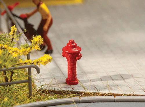 W272-180912  Fire Hydrants -- pkg(10)