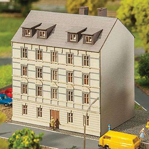 "W272-282780  Town House -- 2-1/4 x 1-11/16 x 2-11/16""  5.8 x 4.3 x 6.8cm"
