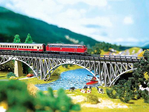 "W272-282915  Deck Arch Bridge -- 8-5/8""  22cm"