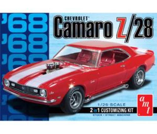 AMT868  AMT868/12 1/25 '68 Camaro Z/28